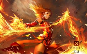 Lina by ker93