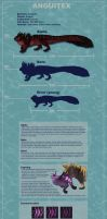 Anguitex Species Sheet by Kingfisher-Gryphon