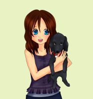 Me and MY Puppy 2 by capatiller