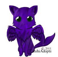 Up For Adoption by TenshiAdopts