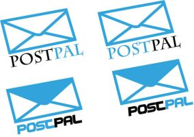 PostPal Logo 4 by aaronhockey