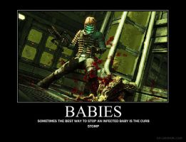 Dead Space Babies by MasterGrunt20
