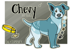 Chevy by m00nster