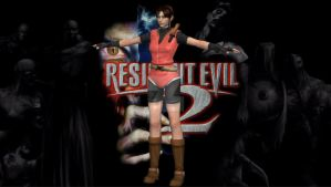 CLAIRE REDFIELD RE 2 FINAL by Oo-FiL-oO