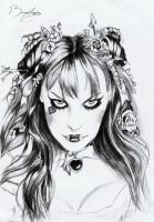 Emilie Autumn by IgnisD15