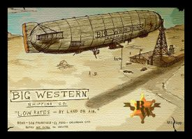 BIG WESTERN SHIPPING CO. by The-Necromancer