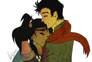 Let Me Love You (ft. Makorra) by spookzz