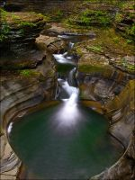 WG - Nature's Whirl Pool by IngoSchobert