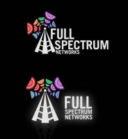 Full spectrum logo by lucidreamz