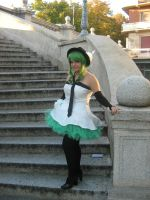Gumi Camellia Cosplay by Camy3