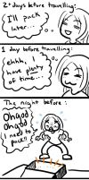 Travel Anxiety by DelusionInABox