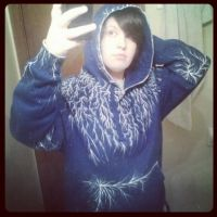 jack frost hoodie by TiMeLoRd903