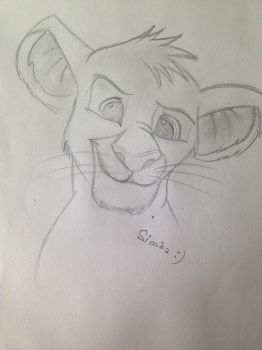 The Lion King: Simba by Sophie-7212