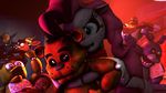 After Five nights by KawaFeel098