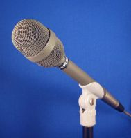 MICROPHONE 109 by uncledave
