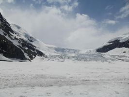 Columbia Icefield by squishysart