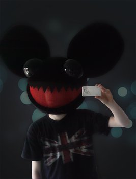 My mau5head by sashabunnybutt