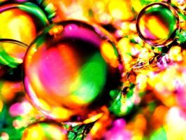 something like a glitter ball by polier