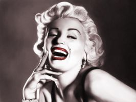Marilyn Monroe by pedrodmelo