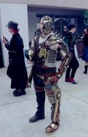 Steampunk World Fair #12- C3PO by Guardian-of-Legends