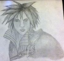 Cloud Strife by 123t7