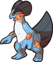 DEA Collab - Swampert by Version-L