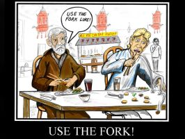 Use The Fork by DarthMater