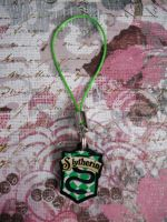 Slytherin House Phone Charm by AriesNamarie