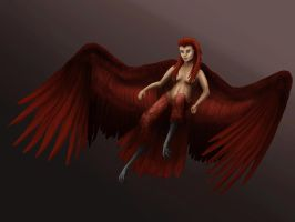 Day 3 - Favorite Mythological creature by Aerophoinix