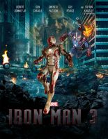 Iron Man 3 - Poster I by MrSteiners
