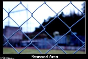 Restricted Area by DreamerArtworx