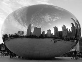The Bean II by incredi