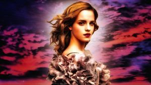Emma Watson Heavenly 2.0 by Dave-Daring