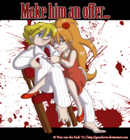 We'll Make Him An Offer... by Genolover