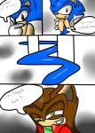 sonic Page 6 by legendthehedgehog