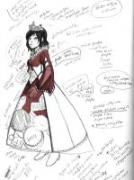 plans for princess candi by mikurose
