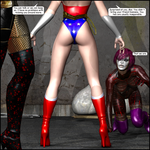 Alley Altercation 02 by LordSnot