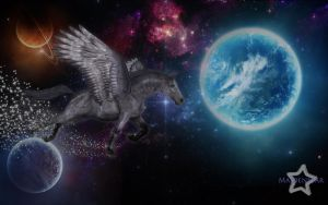 Wings of Wonder :: Unseen in Space by MaidenStar
