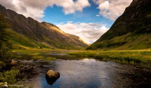 The loch with two names by LordLJCornellPhotos