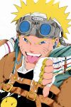 Naruto too cool Colored by Remodie