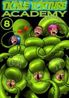 Tickle Torture Academy 6 Cover by MTJpub