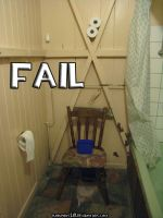 Toilet of Fail by Stollrofl