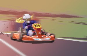 Need For Speed by tiffa