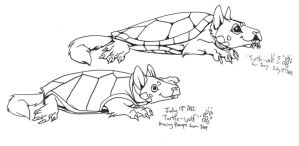 Jeep's Turtle Wolf by Falcolf