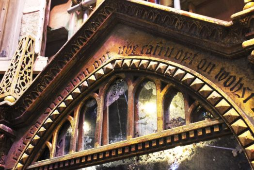 Harry Potter Studio 02 by EscaBowmer