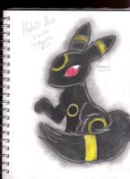 Umbreon by Linksgirl43