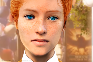 Rosalind Lutece real by redelice