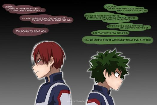 Todoroki's Declaration of War (S02E02) by whymeiy
