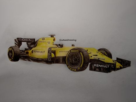 Renault R.S. 16 by Scutum20