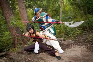 Shaman King: Spirit and Master by OVERSOULcebu